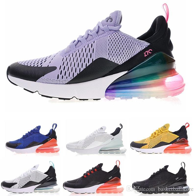 0f659137c67d ... italy scarpe running triple nike air max 270 scarpa da corsa nero  bianco blu scuro foto