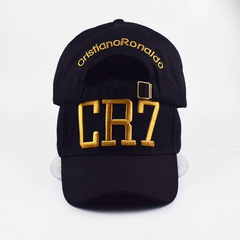 bb36c6c9c43ce Fashion Style Cristiano Ronaldo CR7 3D Embroidery Baseball Caps Hip Hop Cap  Cotton Adjustable Snapback Hats Newsboy Cap Trucker Hat From Qupeng9165