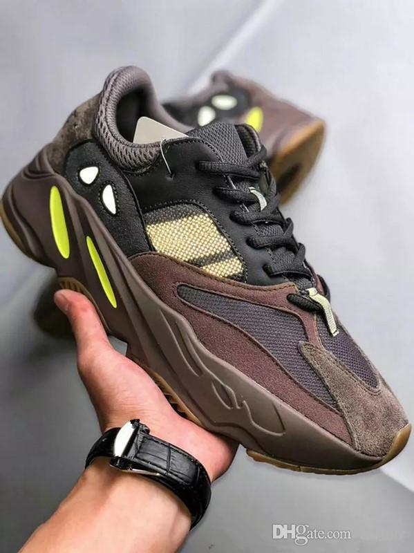 95880f9c7 Cheap 2018 Newest Sale 700 Blush Kanye West Wave Runner 700 Sneakers  Running Shoes Designer Shoes Athletic Sneaker Outdoor Designer Shoes Zestore