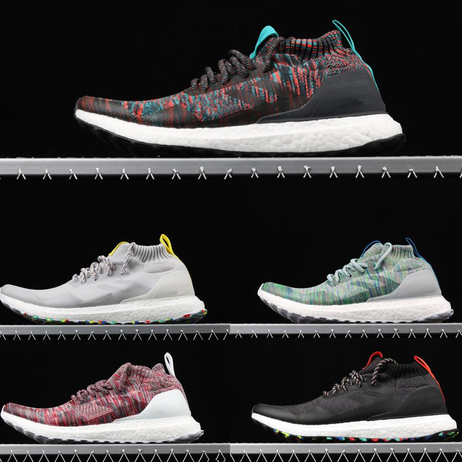 66cebd7e5fbc 2019 Ultra Running Shoes Boost Mid Sneakers Designer Original Kith Socks  Shoes Outdoor Shoes Breathable Big Size 36-48 Online with  124.23 Piece on  ...