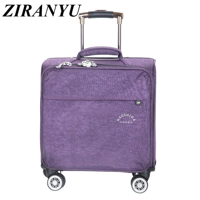 Kinder Roll Gepäck Tasche Koffer Trolley Mit Kosmetische Fall Frauen Schöne Cartoon Reise Box Kinder Geschenk