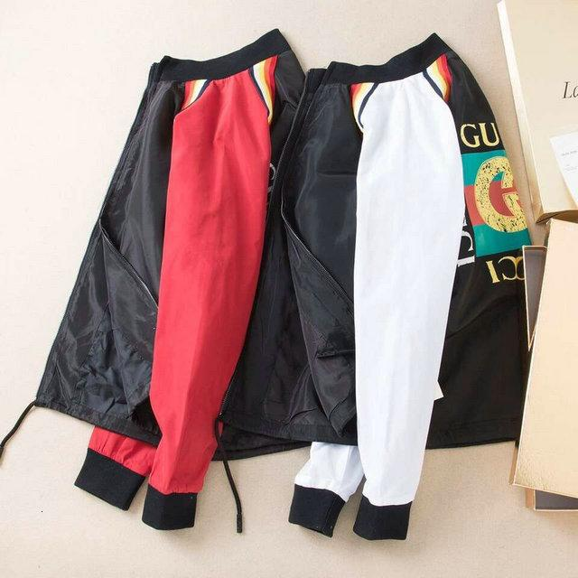 jean2 Spring And Autumn New Pattern Male Style Stand Collar Fashion Leisure Time Teenagers Loose Coat Jacket 0722