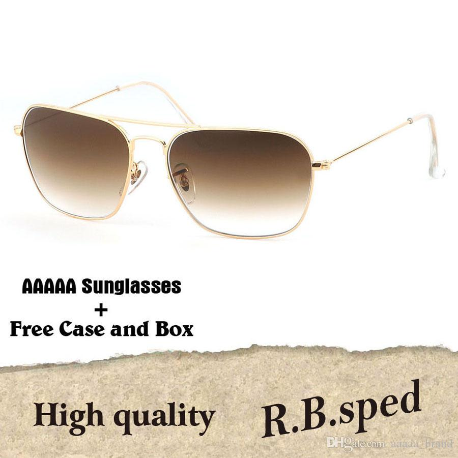 5df23361e11 Best Quality Brand Designer Sunglasses Men Women Alloy Frame G15 Gradient  Glass Lens Oculos De Sol With Original Cases And Box Round Sunglasses Cheap  ...