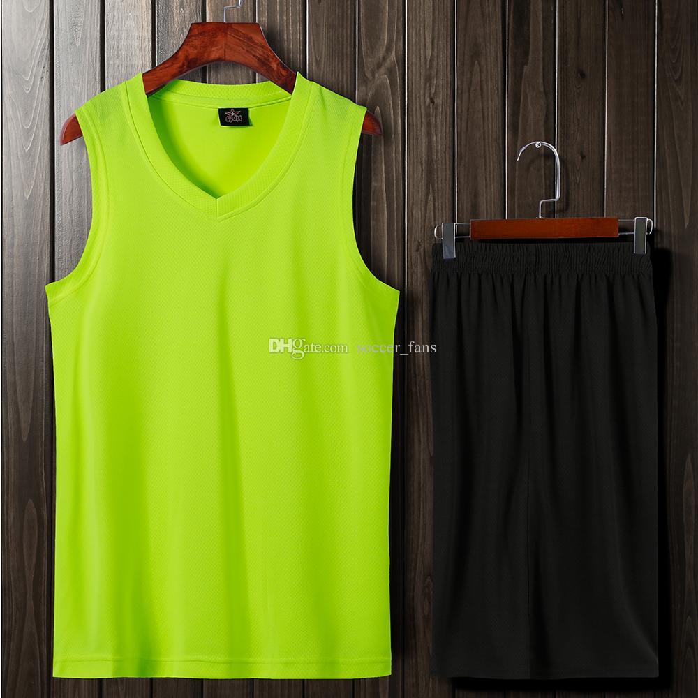 3b34018bf32 2019 Men/Women Breathable Basketball Set Uniforms Kits Sports ...