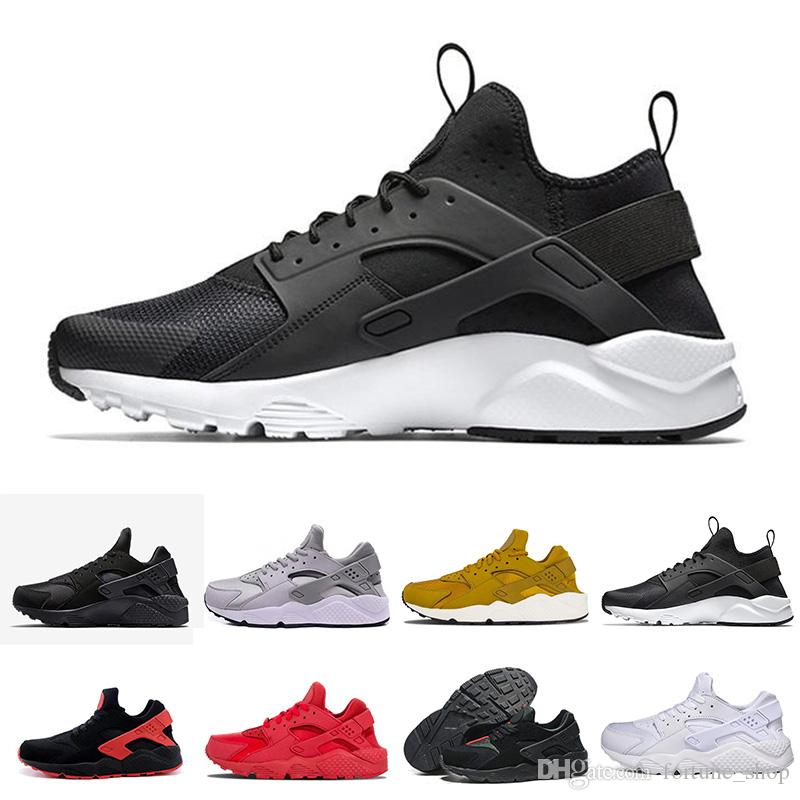 buy popular fa597 040d5 Großhandel Nike Air Huarache 1.0 3.0 4.0 5.0 6.0 2016 AIR HUARACHE 1 Ich  Runnning Schuhe Für Frauen Männer, Grün Rot Hochwertige Sportschuhe  Günstige ...