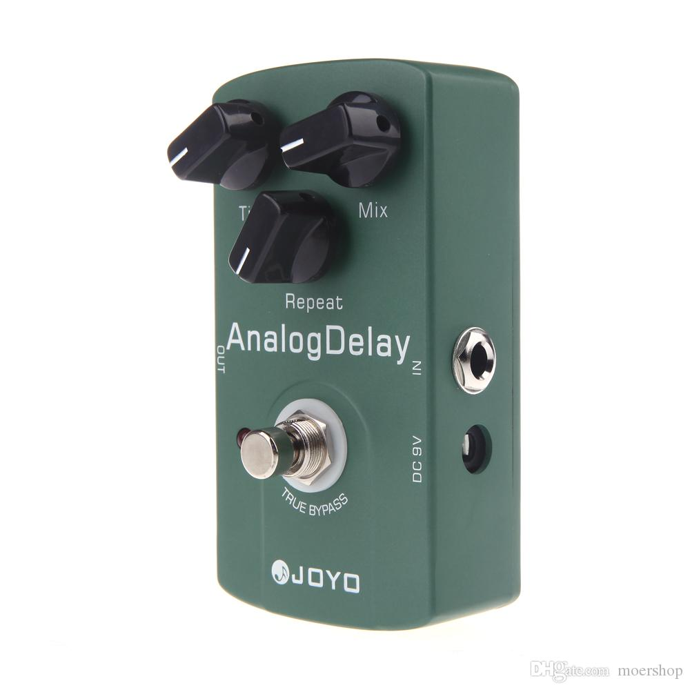 Joyo High Quality JF-33 Analog Delay Electric Guitar Effect Pedal True Bypass