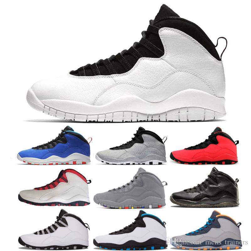 24e3dbbffed6 Cheap 10s Mens Tinker Cement I M Back Westbrook Basketball Shoes Luxury  Classic Cool Grey Chicago GS Fusion Red Trainer Runner Sneakers Women  Basketball ...