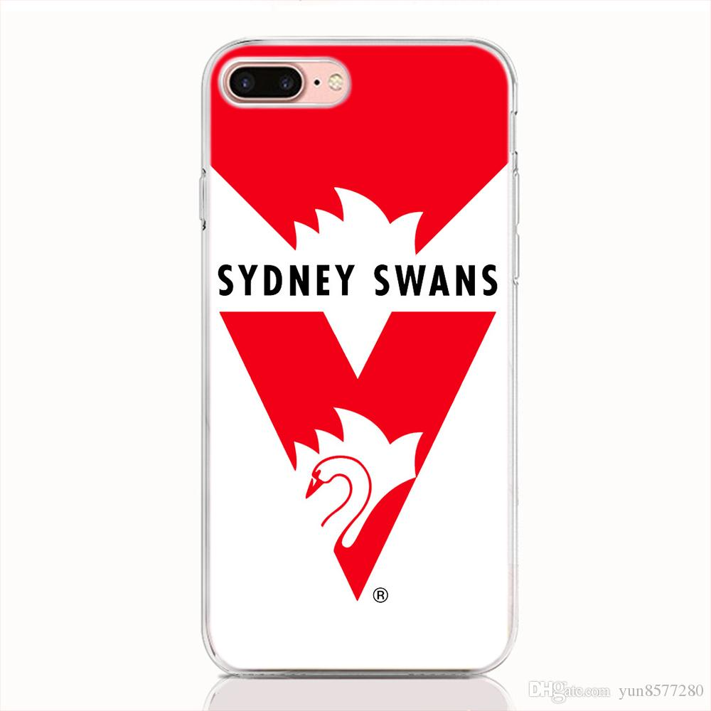 For Samsung Galaxy 2017 J7 J730 J5 J530 J3 J330 A7 A720 A5 A520 A3 A320 J7 Plus J7310 Print pattern AFL teams Logo High quality phone cases