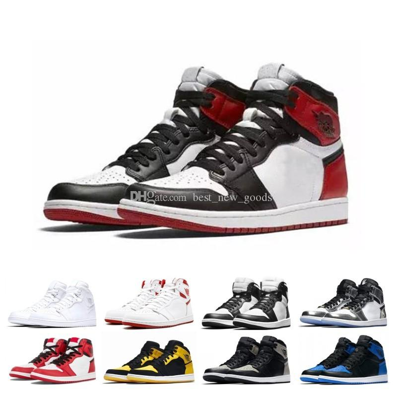 6973819fb09a46 2019 Direct Selling 1 1s Men Basketball Shoes Fragment New Love Black Toe  Gold Top 3 Pine Green Shadow Camo Chicago Sports Sneakers From  Best new goods