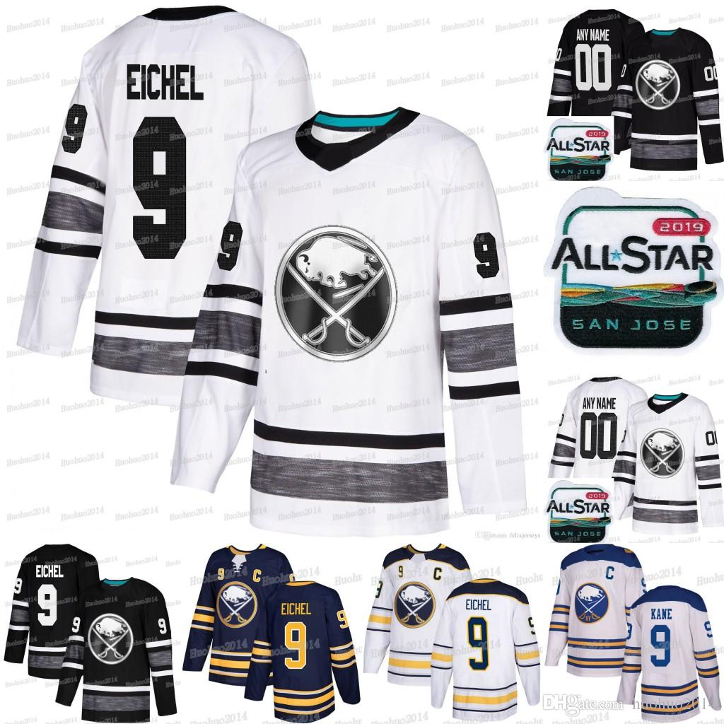 innovative design c1c3a 7bcd8 jack eichel all star jersey