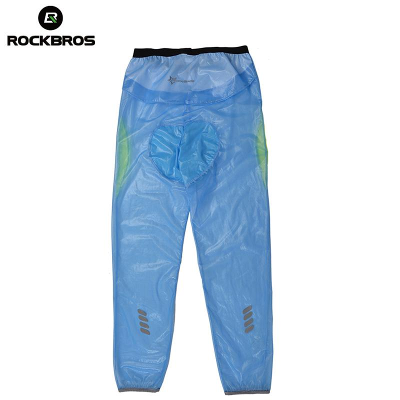 Acquista ROCKBROS Pantaloni Da Trekking Outdoor Antipioggia Pantaloni  Outwear Antivento Mount Climbing Cycing Uomo Donna Impermeabile Rian Pants  A  21.57 ... fbce7c31d9fd