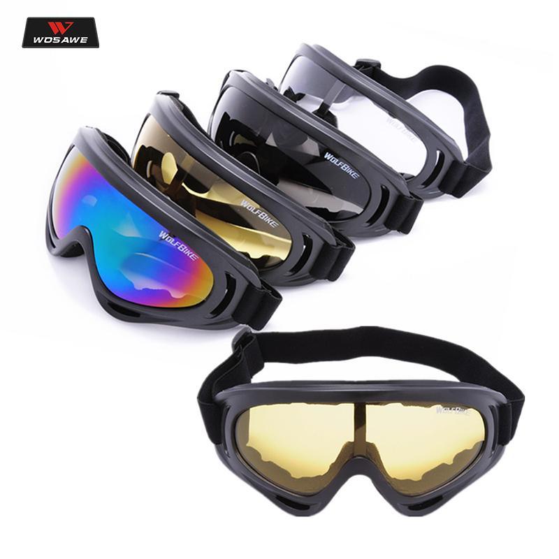 Compre WOSAWE Óculos De Esqui X400 UV Proteção Esporte Snowboard Skate Esqui  Óculos Para Homens Mulheres De Ekuanfeng,  20.46   Pt.Dhgate.Com f5f8ea047a