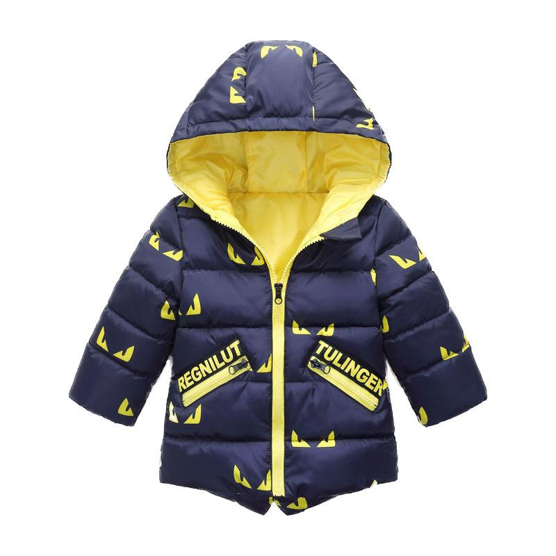382f8bc6e Good Qulaity Baby Boys Girls Winter Jackets Thick Warm Coats Casual ...