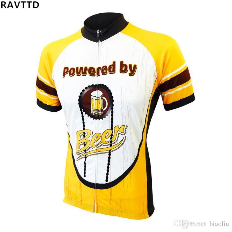 Beer Cycling Jersey MTB Shirt Retro Cycling Clothing Bicycle Clothes Bike  Wear Mens Short Maillot Roupa Ropa De Ciclismo Bike Shirts Shirts Men From  Biaoliu ... c43d81621