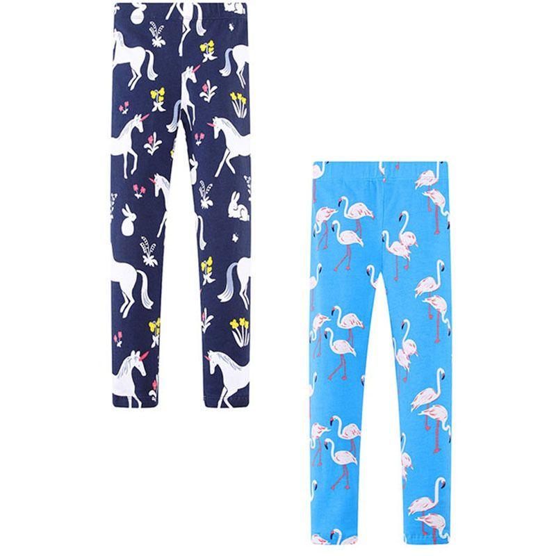 4ccd45dbc5fa3 Baby Girls Pants Animal Pattern Kids Leggings For Girls Trousers 2019 Brand Children  Pants Girls Leggings Cotton 2 7Years Pants For Boys With Elastic Waist ...