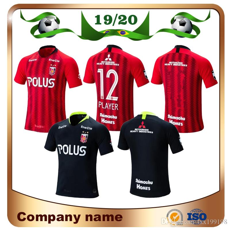 J League Football Shirts: 2019 19/20 J League Urawa Red Diamonds Soccer Jerseys 2020