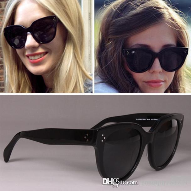 2d25cd03f4 Plank Polarized Women Sunglasses Top Quality 41755 Sunglasses Women Brand  Designer Acetic Fashion Retro Sunglasses Gafas De Sol Sun Glasses Spitfire  ...