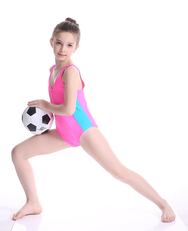 2019 Professional Children Swimwear Girl One Piece Swimsuit Kids Girls Sports Swimwear Baby Bikini Bathing Suit Swim wear