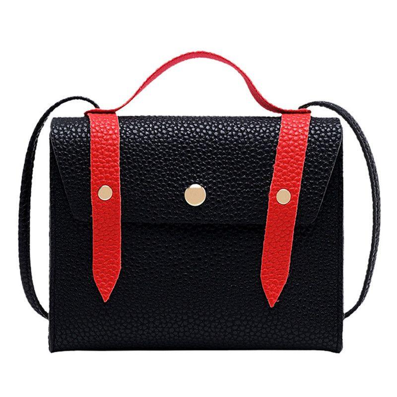 856ef6e096b1 Cheap Brand Design Chain Small Messenger Bag Mini Flap Girl Fashion Purses  Clutch Candy Color Lingge Korean Change Money Coin Bag 2019 Italian Leather  ...