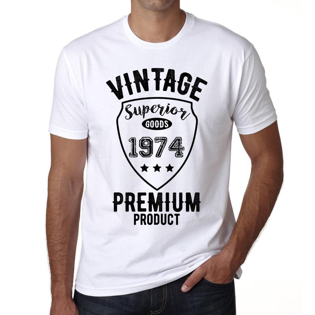 8b9f7db98fde Vintage Superior 1974 Tshirt