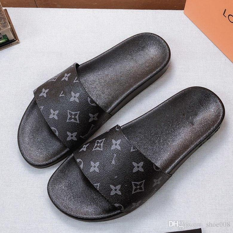 Slippers Sandals Slides Best Quality Sandals Designer Shoes Slippers Huaraches Flip Flops Loafers For Man/Woman Size:35-45 With box a113