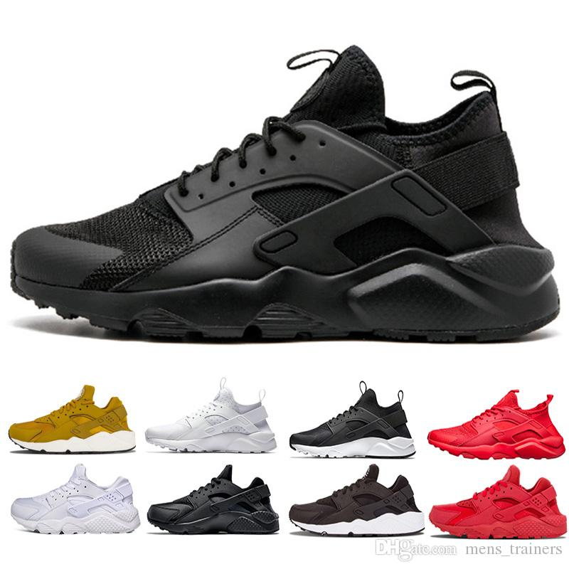 huge discount c64a8 c111d Acheter Nike Air Max 95 Original Mens 95 Ultra TT Rouge Chaussures De  Course Femmes Triple Blanc Noir Ce Que Les Sneakers Athlétique Sport En  Plein Air ...