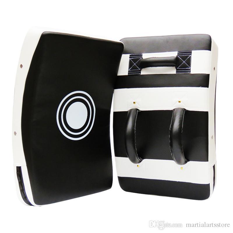 Other Combat Sport Supplies Sporting Goods Precise Boxeo Escudo Patada Huelga Curvado Brazo Acolchados Mma Foco Muay Thai Punch Bag