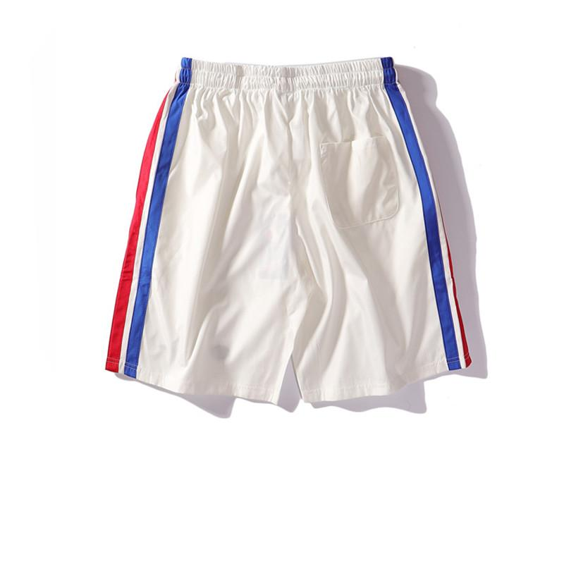 Designer Mens Shorts 2019 Summer Style Brand Shorts Street Mens Casual  Solid Short Pants Tide Brand Sport Short Trousers Joggers