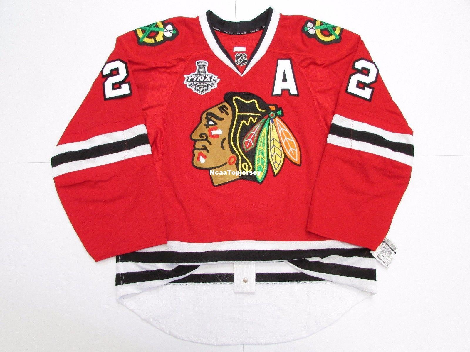 Cheap Custom KEITH CHICAGO BLACKHAWKS TEAM ISSUED 2015 STANLEY CUP JERSEY  Stitch Add Any Number Any Name Mens Hockey Jersey XS-6XL Retro Hockey Jersey  Cheap ... d1a6ee292