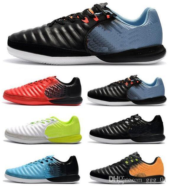 30dcff74c1c 2019 NEW Timpo X Finale II IC Soccer Shoes Turf Football Shoes Finale  Street IC Indoor Soccer Boots Futsal Football Boots Football Cleats From  Ggg 01