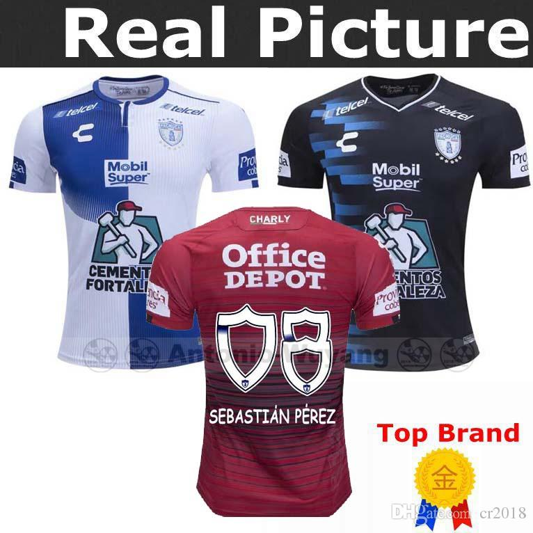 d475fc2e151 2019 PACHUCA Soccer Jersey TOP BEST QUALITY 18 19 SEBASTIAN PEREZ 08# GUTY  JARA KEISUKE SAGAL LOPEZ 2018 2019 Maillot De Foot Football Shirts From  Cr2018, ...