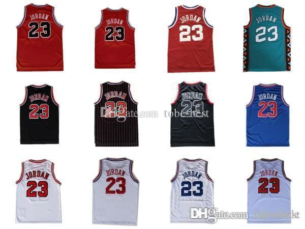 a968c9848c57 NCAA 1997 Clasic Basketball Jerseys Chicago 23 Michael Bulls College ...