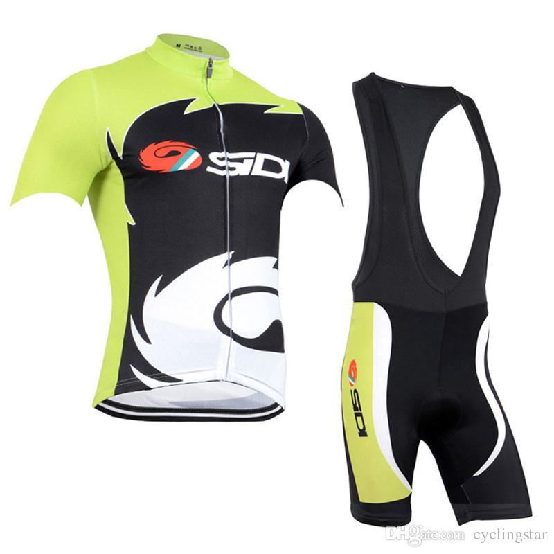 Maglia Ciclismo Invernale 2019 New Quick Dry Traspirante SIDI Cycling  Jersey Set Manica Corta Da Uomo Estate Abbigliamento Da Bicicletta Da Corsa  ... 0a9ee630b