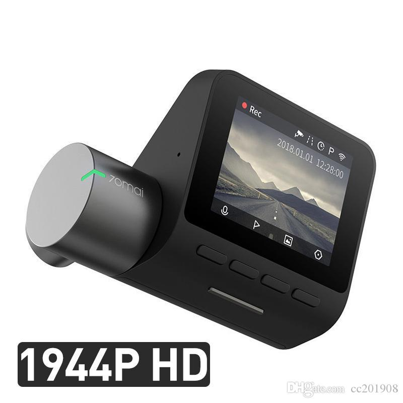 Dash Cam Pro Cámara inteligente DVR para automóvil 1944P Dash Camera Wifi Night Vision G-sensor 140 Gran angular Auto Video Recorder