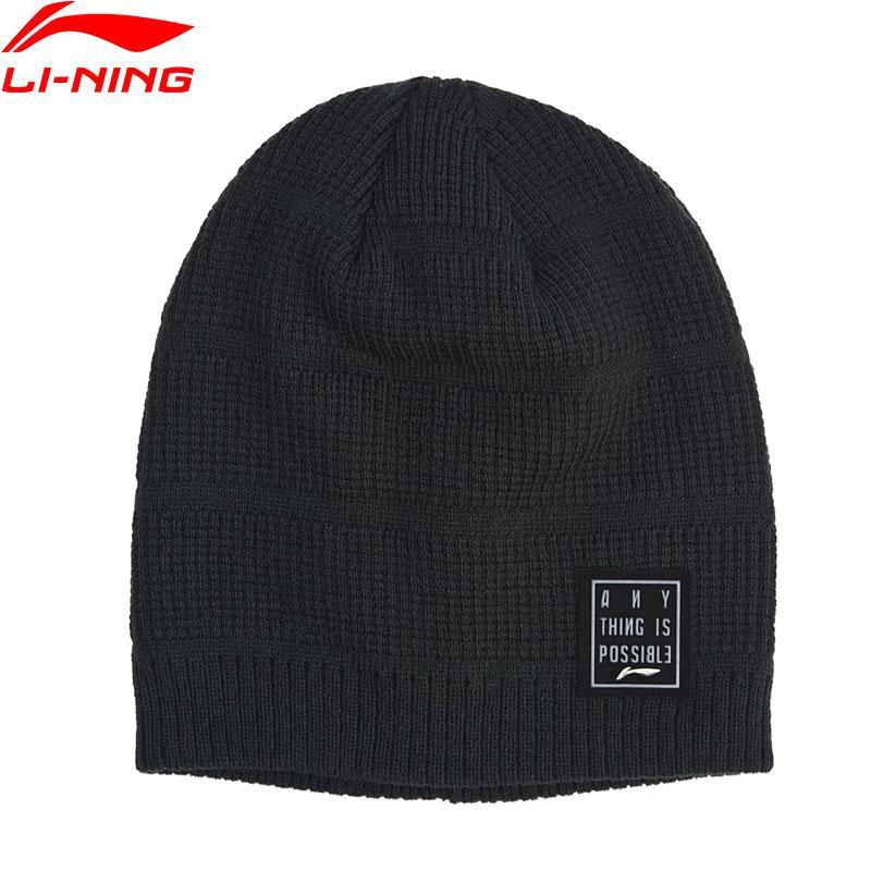 b82d0d9eb Unisex The Trend Knit Cap Winter Warm Anti Static 100% Acrylic LiNing  Comfort Sports Caps Hats AMZN001 PMM319