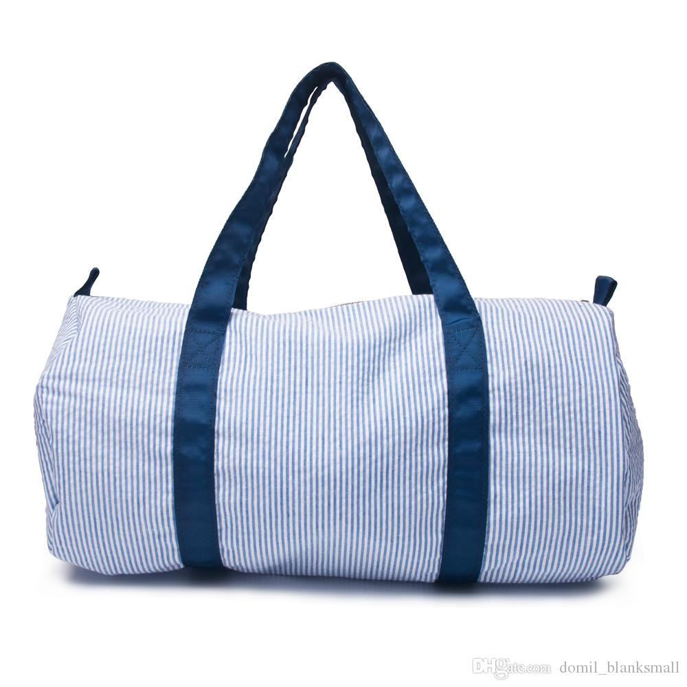 66f23d680b Seersucker Kids Duffle Bags Wholesale Vocation Luggage Organizer Weekend  Luggage Totes Camping Bag DOM1097 Mens Shoulder Bags Fashion Bags From ...