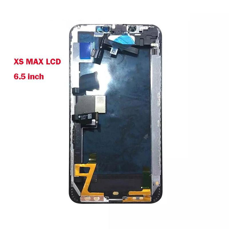 buy online 0c83c 6b9b0 ORIGINAL LCD For iphone XS XR XS MAX OLED Touch Screen With Face  Identifacation 3D Touch lcd Display Replacement Parts DHL