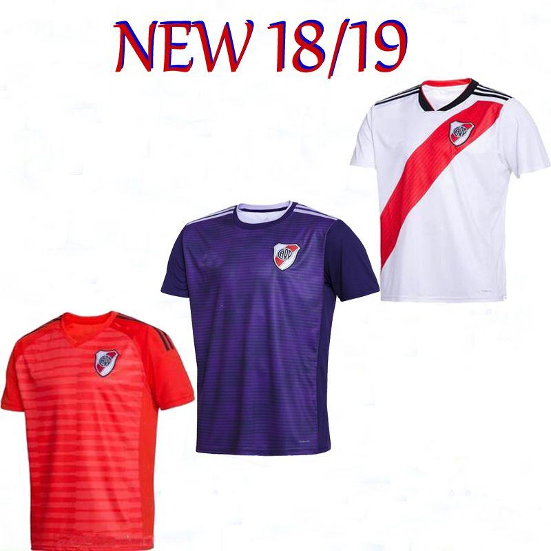 76bc35620 Final Libertadores 2018 River Plate Soccer Jersey ORTEGA BALANTA ...