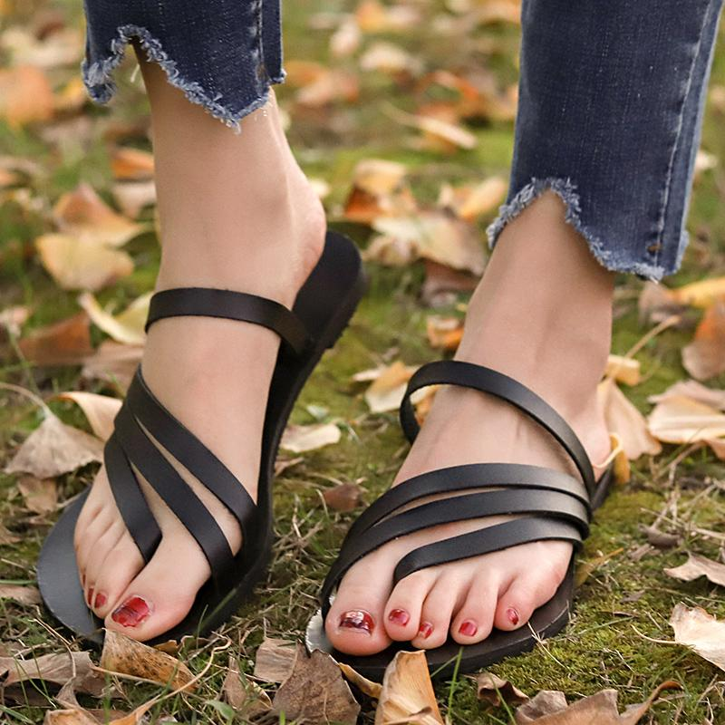 5da425753 Women Casual Shoes Simple Female Shoes New Summer Women Sandals Bohemia  Comfortable Ladies Beach Gladiator Sandal Wedge Sneakers Sandal From  Whataver