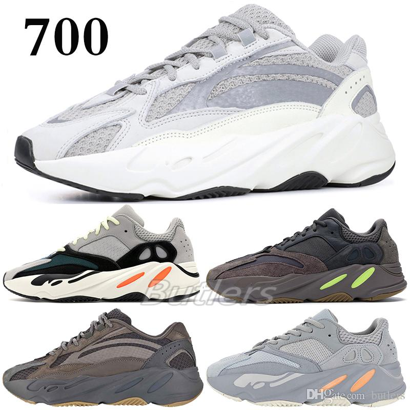 8c847c155 2019 2019 Geode 700 Wave Runner Mauve With Box 700 V2 Static Kanye West Men  Women Sports Running Shoes Designer Sneakers Size 36 45 From Butlers