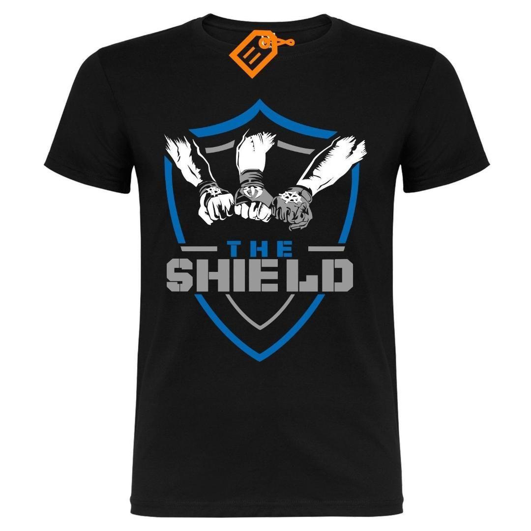 Roman The Shield Reigns Seth Maglietta Dean Rollins Ambrose Acquista oWeBrdCx