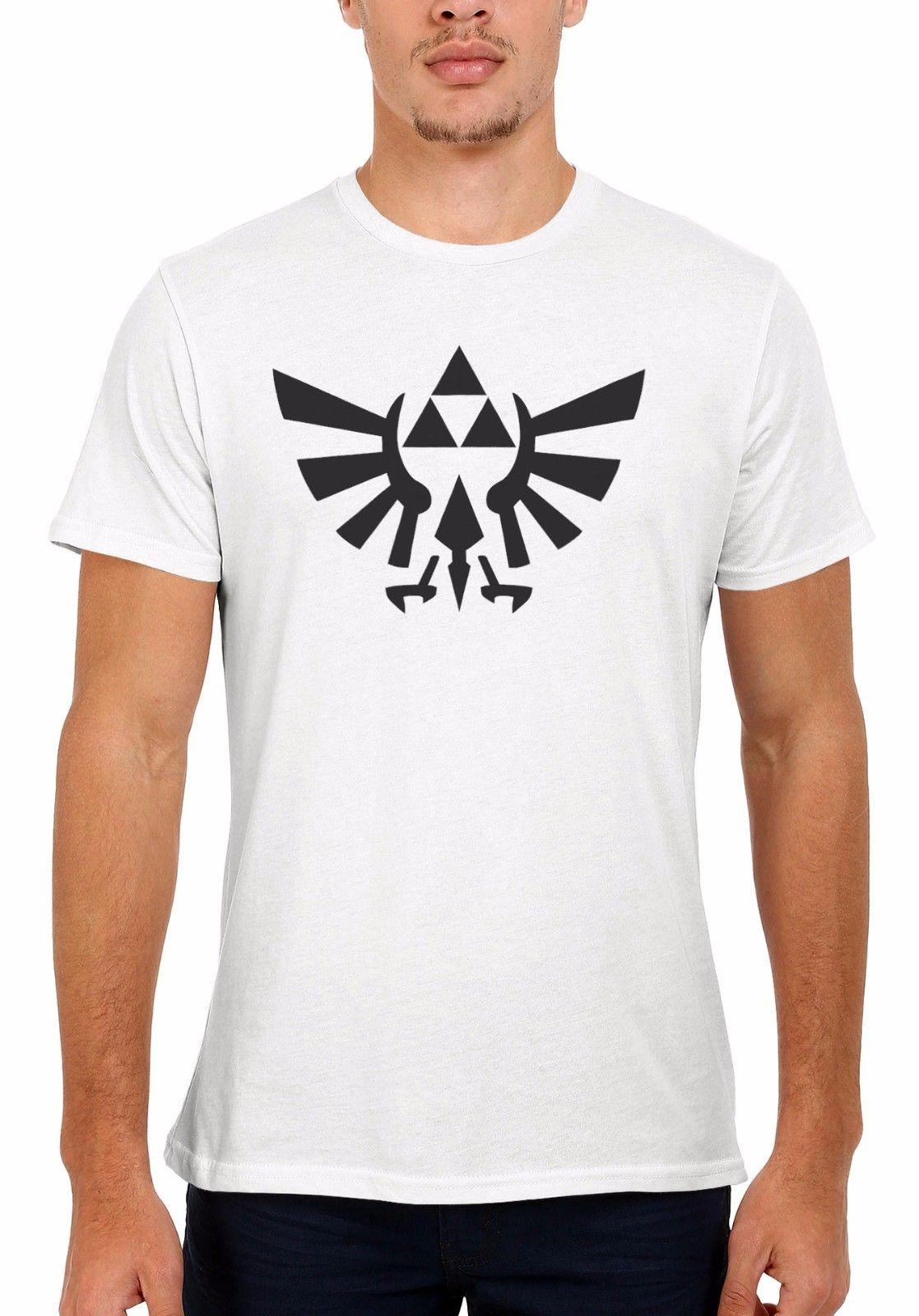 e606156ff Legend Of Zelda Triforce Legion Game Men Women Vest Tank Top Unisex T Shirt  161E Printed T Shirt Funny T Shirts For Guys From Onecktshirt, $11.17|  DHgate.