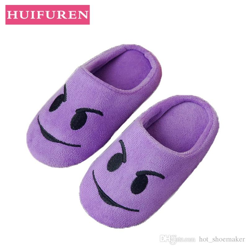 059a66065 Shoes Women Slippers Soft Velvet Indoor Floor Expression Sneakers Cute  Emoji Home Shoe Soft Bottom Winter Warm Shoes For Bedroom  10472 Fashion Shoes  Shoes ...