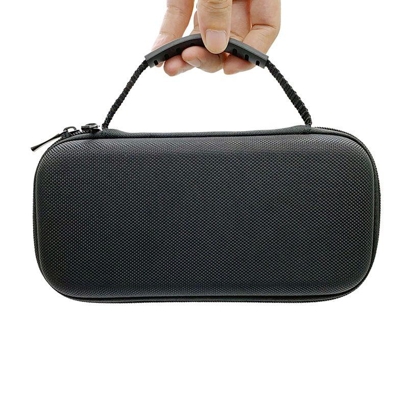 Para Nintendo Switch Lite Console Caso Durável Game Game Saco de Armazenamento Caixa Caixa Difícil Saco Eva Saco Shell Portátil Carrying Bag Bolsa Protetora