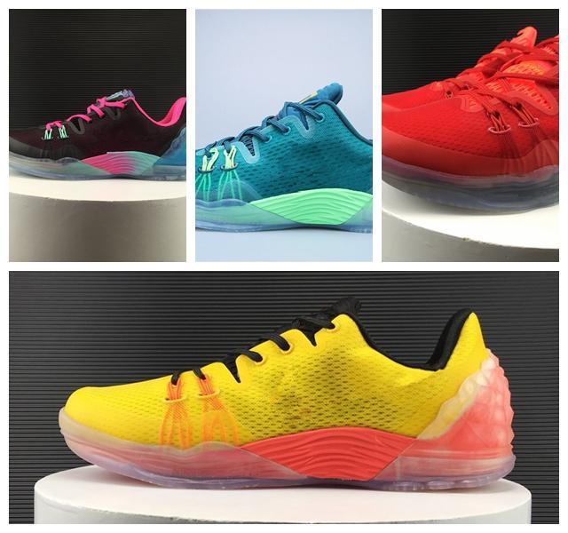 c44039b71b4 Compre Lo Nuevo Zoom Kobe Venomenon 5 Zapatos Para Hombre Zapatillas  Deportivas Deportivas Al Aire Libre Bajo Descuento En Línea Tamaño 40 46 A   64.98 Del ...