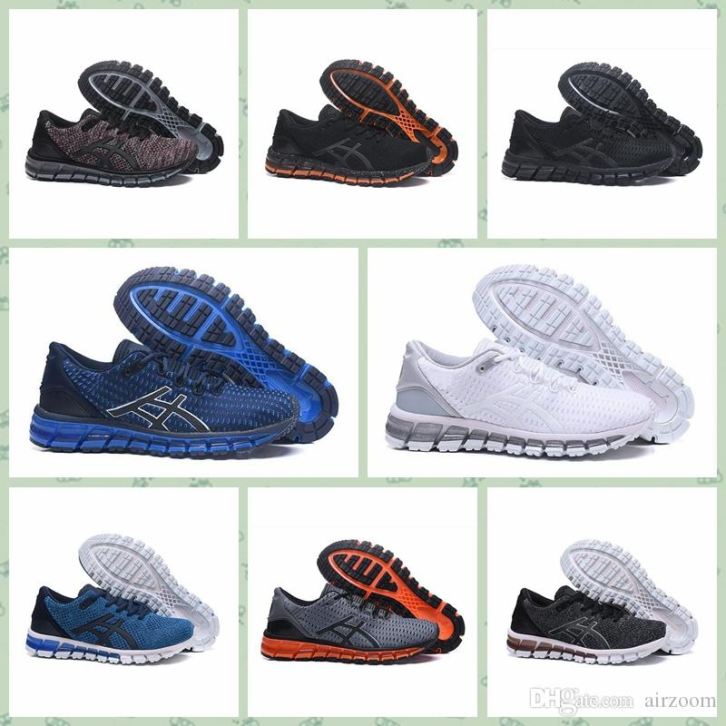 Qualité 360 Tricoté Formation Sporst 2 Supérieure Tampon De Knit Gel Quantum Hommes Asics Chaussures Designer QrxBWdCoe