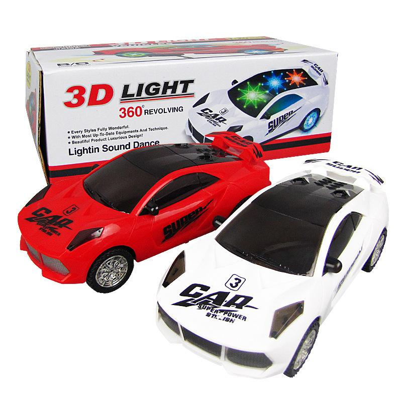 Jouet Contemporary Voiture 3d Lights Nouvelle Manufacture De Course 543jALRq