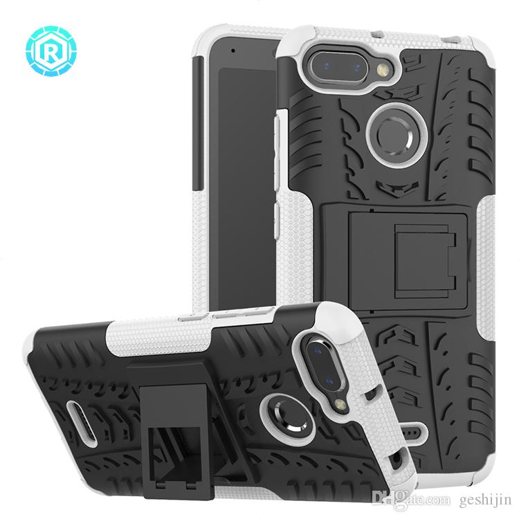 hot sale online 2c9fa 0a1d5 Waterproof Phone Case For Redmi 6 Hybrid Combo Shockproof Back Cover For  Redmi 6A
