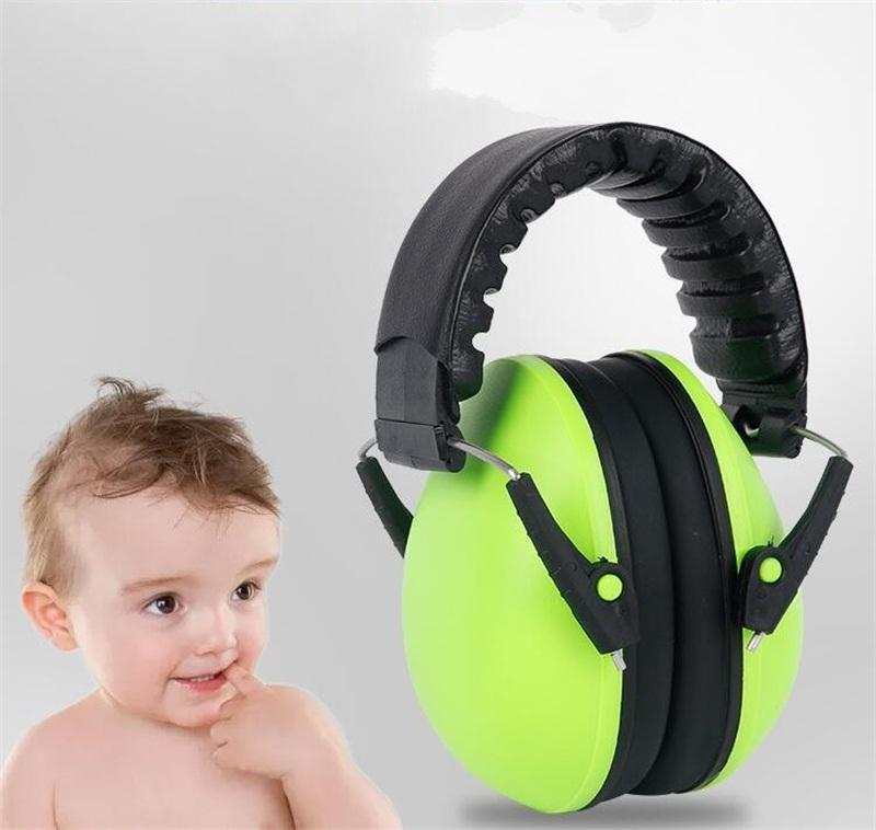 Baby Sleep Ear Protector Popular Fashion Trial Noise Reducing Earmuffs Colorful Multi Occasion Application Soundproof Earmuff For Child 23mr