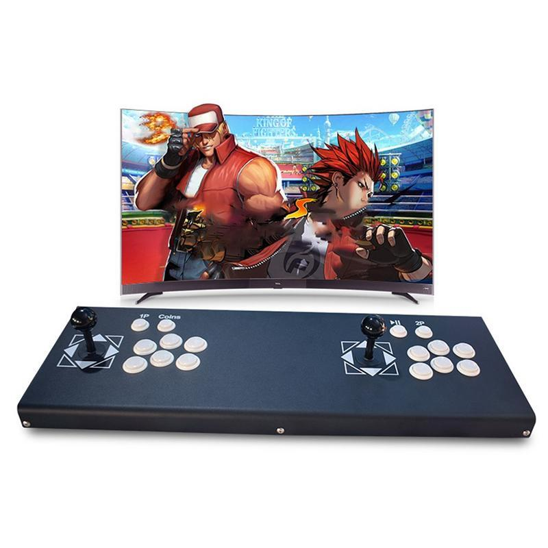 2260In1 16G Arcade Rocker 1080P 3D Full Home Two-player Gaming Joystick  Support TF Card For PC/Laptop/TV/PS4